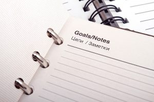 goal resolution new year